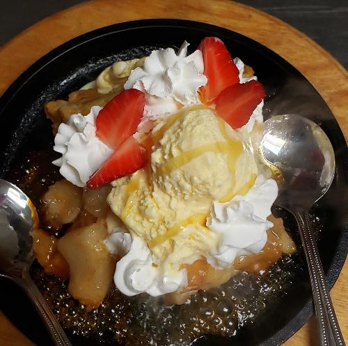 Huichol Apple Pie