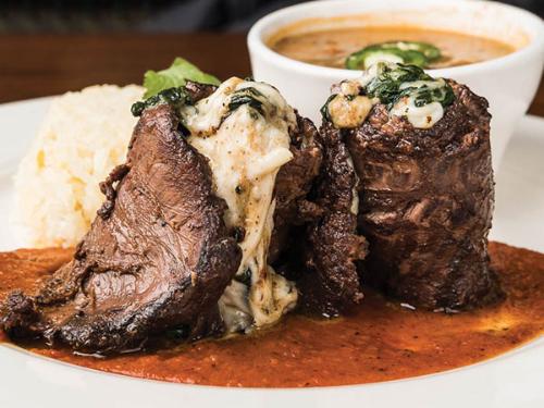 Rollitos de Steak Image