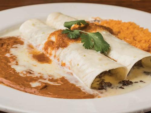 Dos Amigos Burrito Image