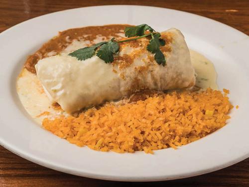 Burrito Del Mar Image