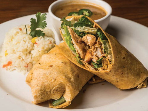 Chicken Chipotle Wrap