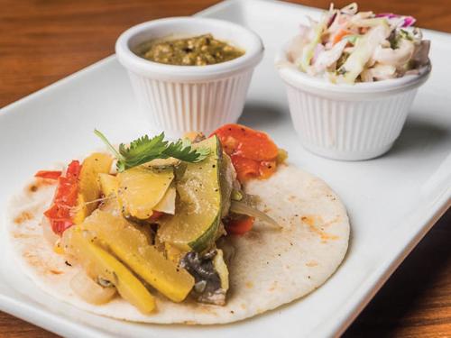 Garden Tacos/Vegetarian Image