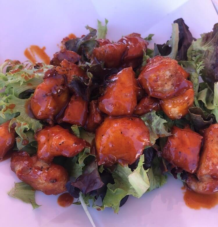 Spicy Chicken Image