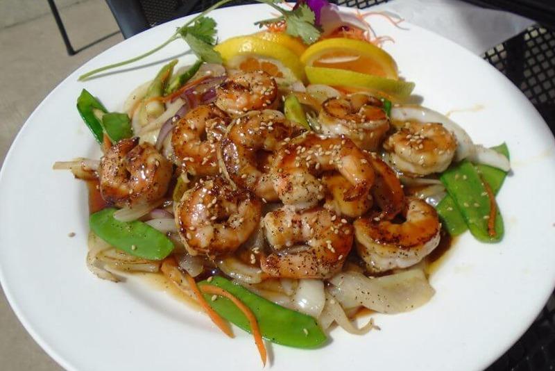 2. Jumbo Shrimp Teriyaki Image