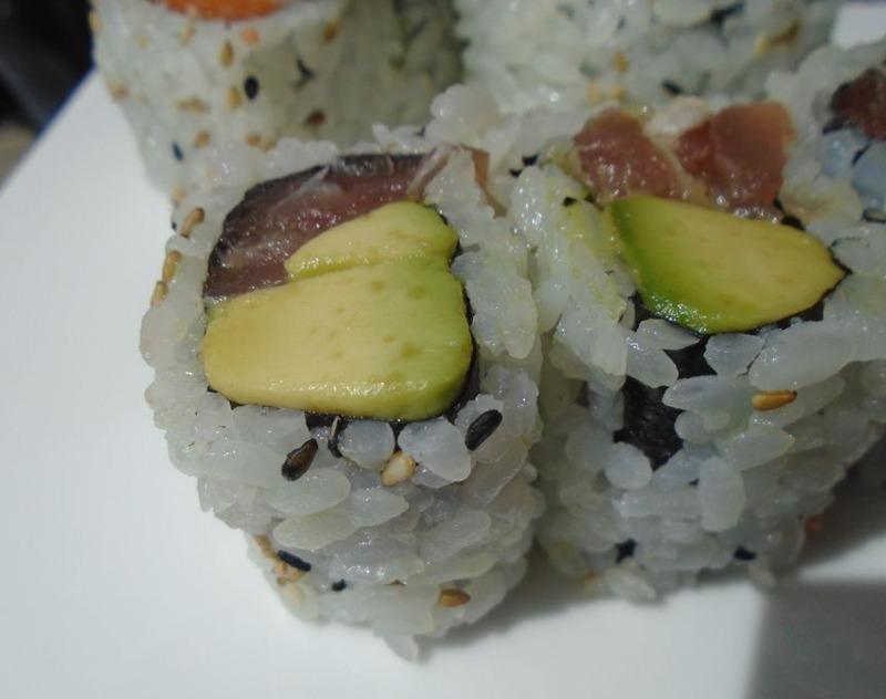Tuna w. Avocado Image