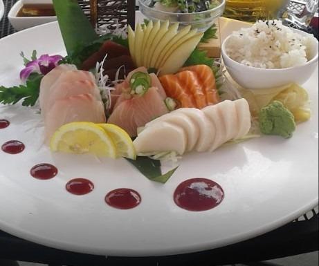 C. Sashimi Lunch Image