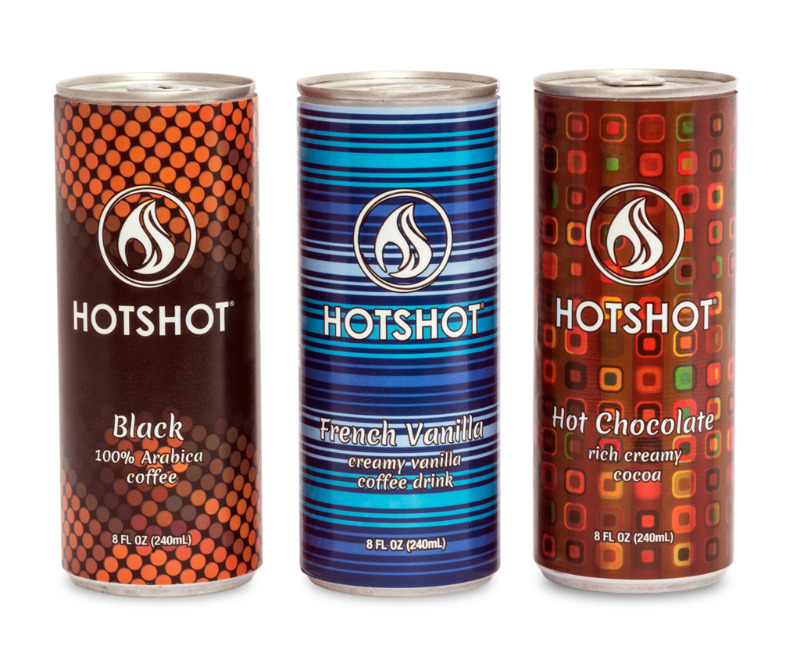 Hot Shot Coffee / Hot Chocolate Image