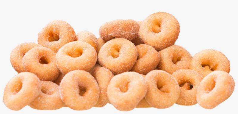 Homemade Donuts Image