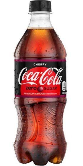 Cherry Coke Zero Image