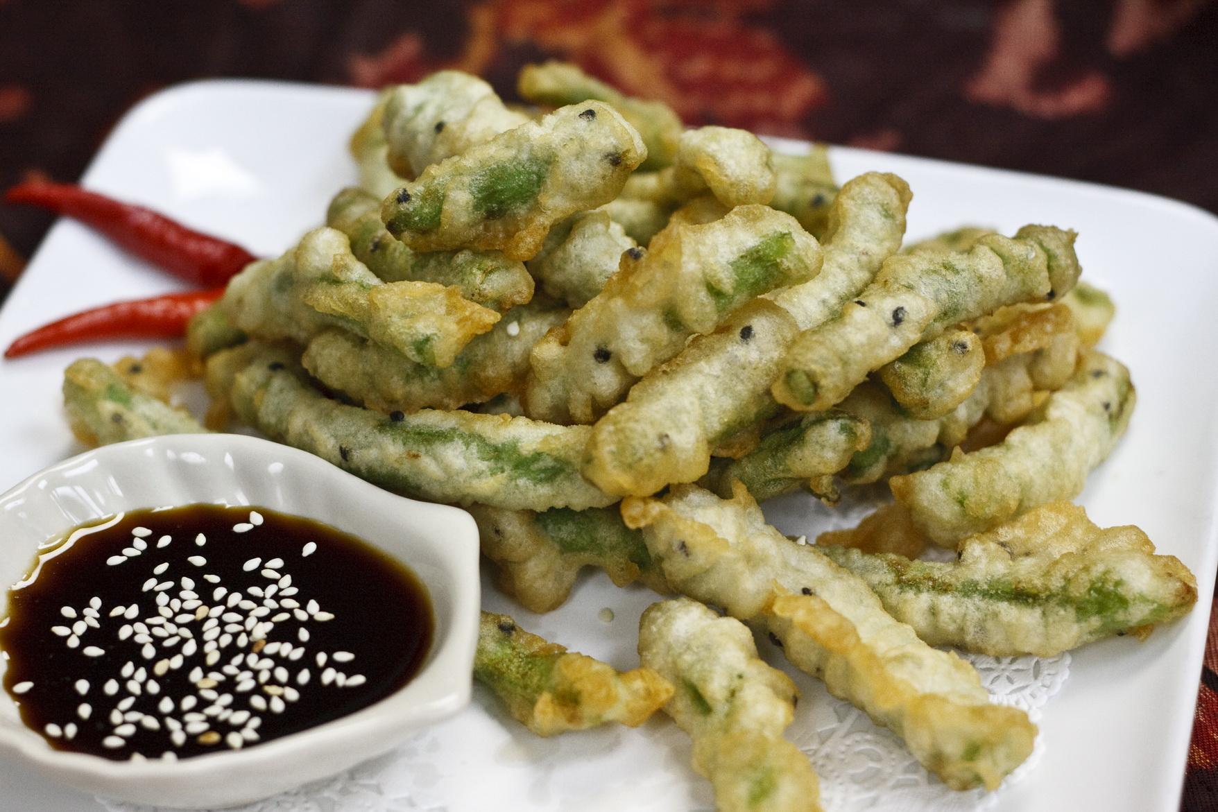 (6) Sesame Green Beans Image
