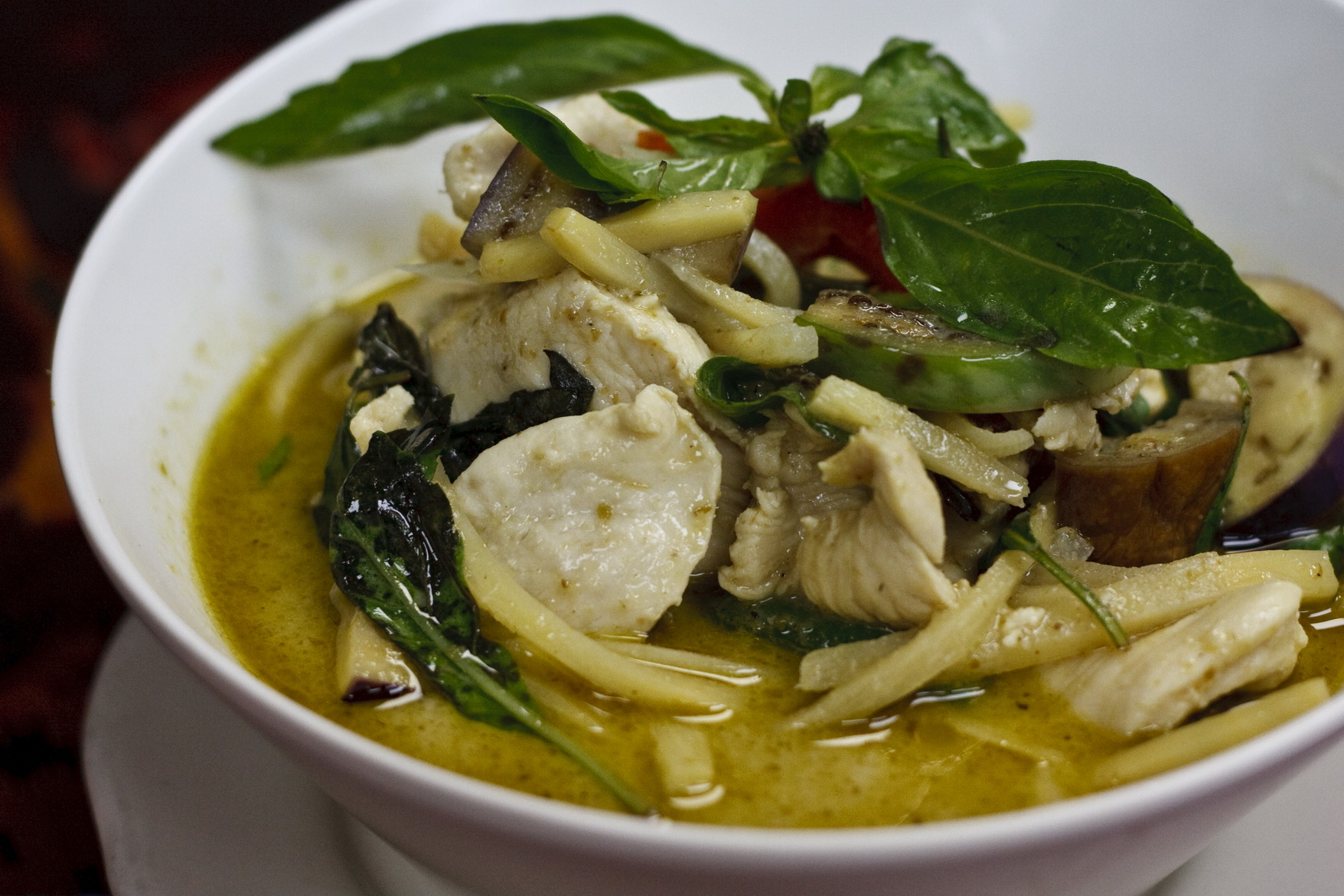 (39) Green Curry Image