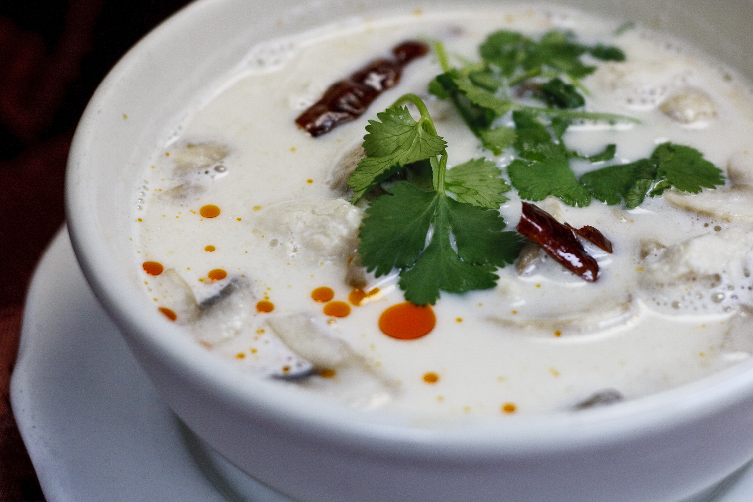 (14) Tom-Kha Soup Image