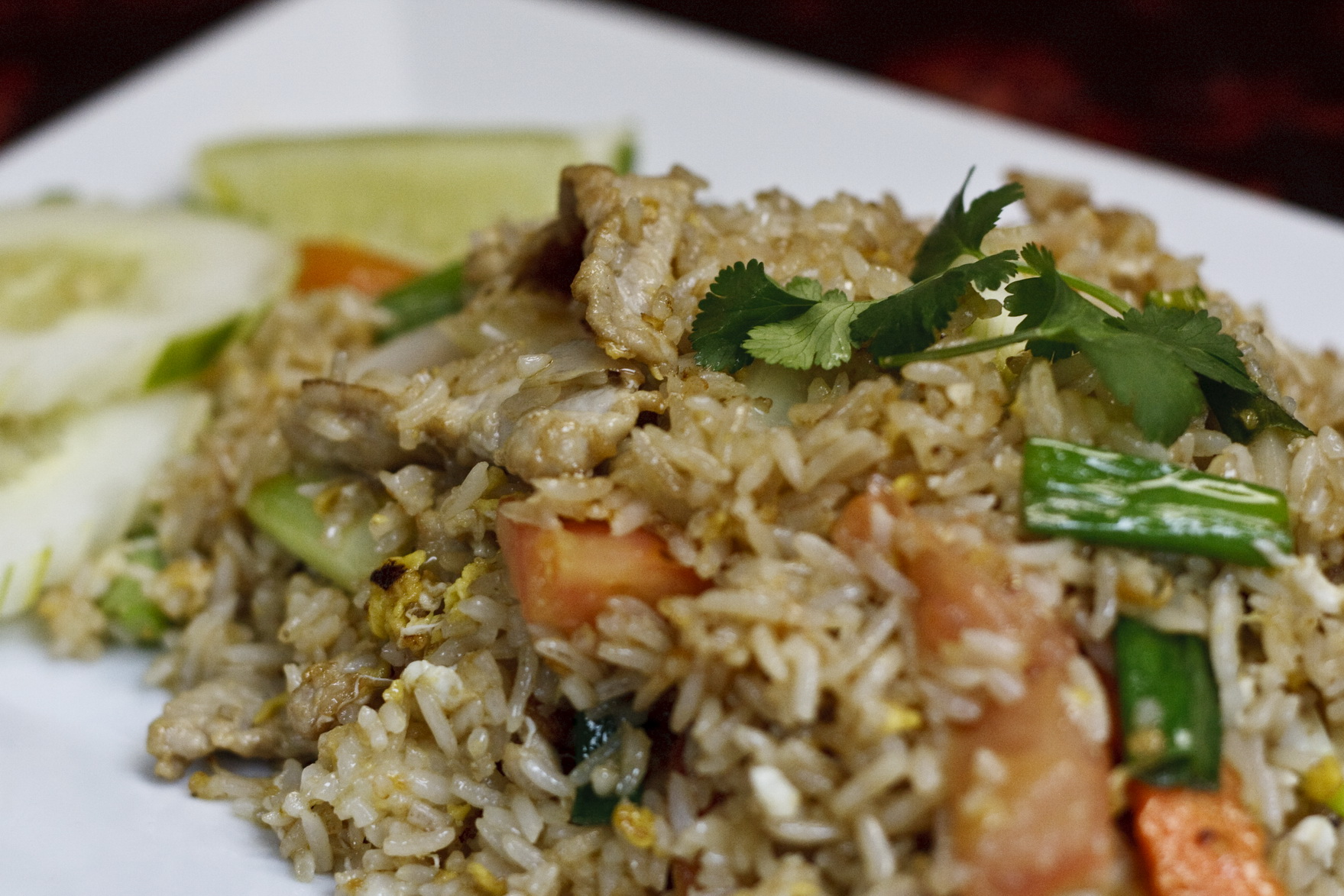 (45) Kao-Pad (Fried Rice) Image