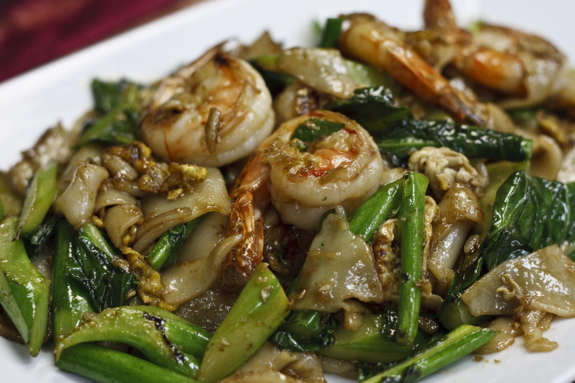 (44) Pad-Si-Ew Noodle Image
