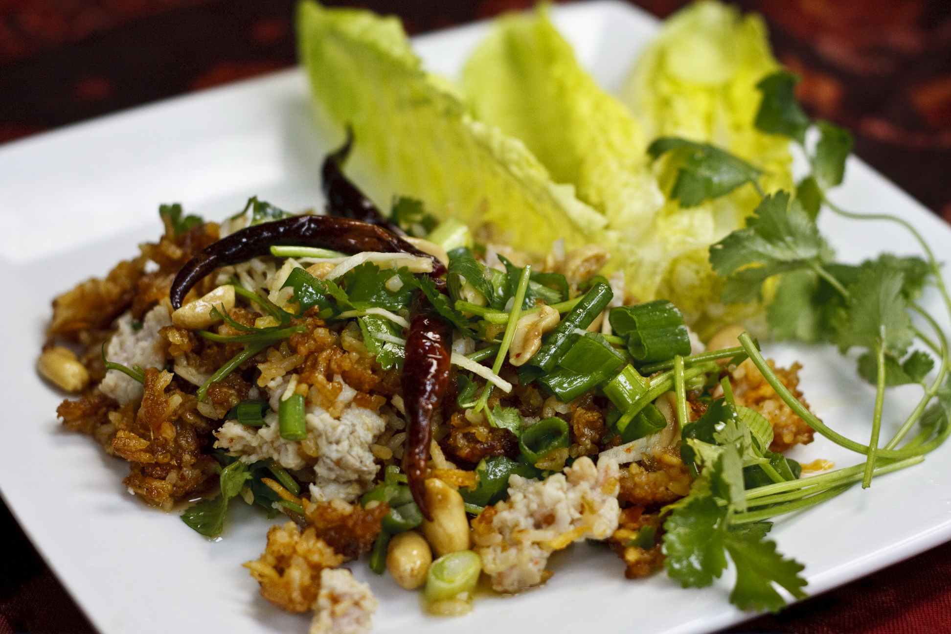 (10) Kao-Klook (Spicy Coconut Rice) Image