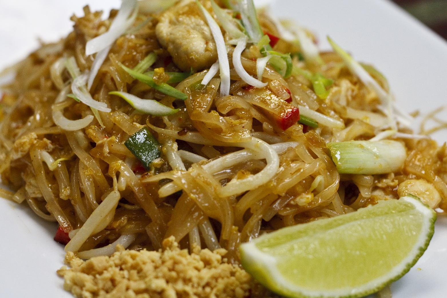 (41) Pad Thai Noodle Image