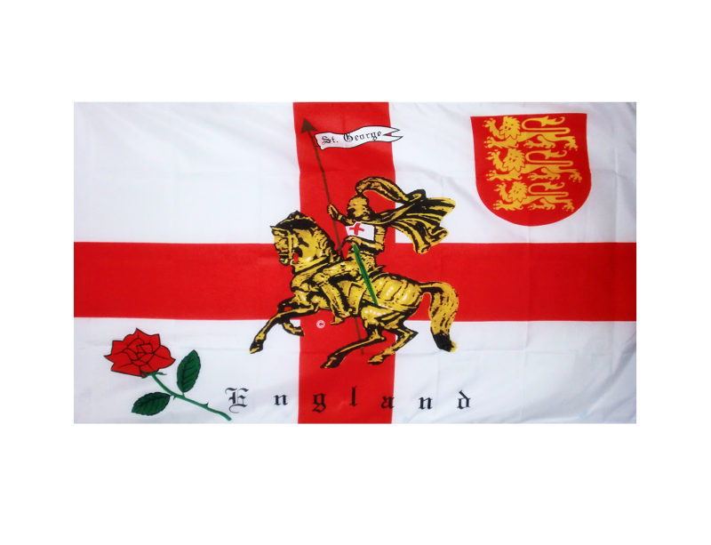 St. George's Day British Bash Tickets   Fri Apr 23rd from 5pm - 8pm Image