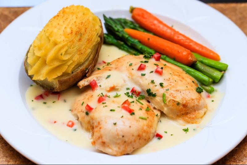Semi Family Platter - Chicken Supreme Image