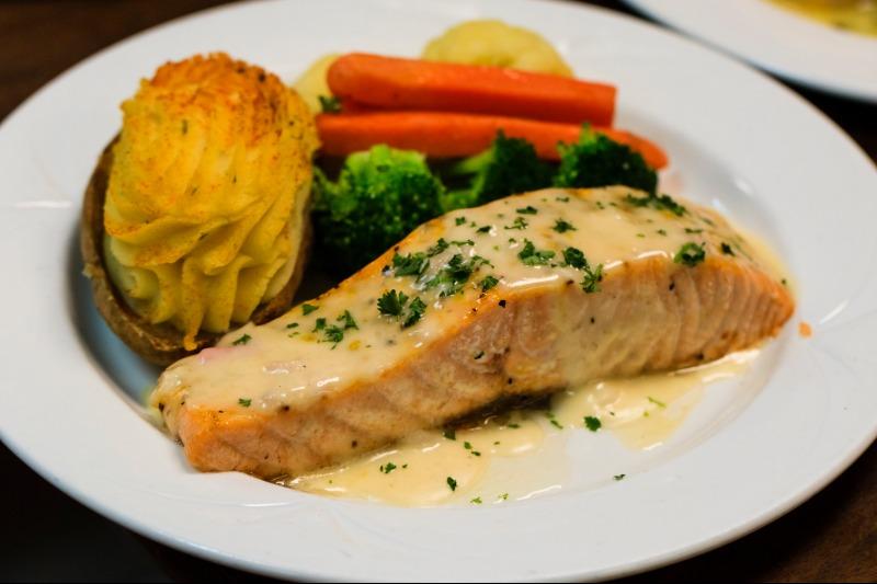 Salmon Supreme Image