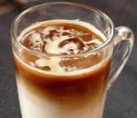 Latte Ice Coffee Image