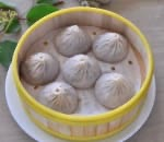灌湯小籠包 Steamed Pork Soup Dumplings (6)