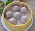 灌湯小籠包 Steamed Pork Soup Dumplings (6) Image