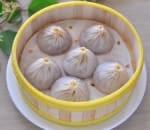 蟹粉小籠包 Steamed Pork Soup Dumpling with Crab (6) Image