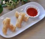 上海春卷 Shanghai Spring Vegetables Roll (4)
