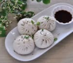生煎包 Pan Fried Pork Bun (4) Image