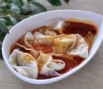 紅油抄手 Shanghai Wonton in Chili Oil (8) Image