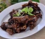 五香熏魚 Smoked Fish w. Brown Sauce