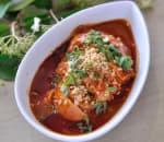 麻辣口水雞 Ma La Chicken with Chili Peanut Sauce Image