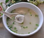 薺菜雲吞湯 Shanghai Wonton Soup Image
