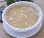 雞茸玉米湯 Minced Chicken & Corn Soup