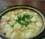 海鮮豆腐湯 Seafood Tofu Soup