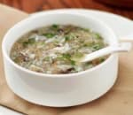 西湖牛肉羹 Minced Beef & Egg White Soup Image