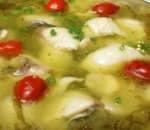 酸菜魚片湯 Sliced Fish & Sour Mustard Soup Image