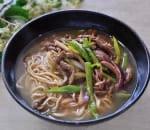 小辣椒牛肉麵(拌麵) Beef & Chili Pepper Noodle Soup (Dry) Image