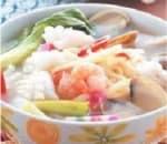 海鮮湯麵 Seafood Noodle Soup Image