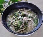 雪菜肉絲湯麵 Snow Cabbage w. Pork Noodle Soup Image