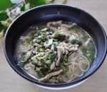 雪菜肉絲湯麵 Snow Cabbage w. Pork Noodle Soup Image