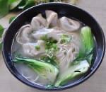 鮮菌菇蔬菜湯麵 Fresh Mushroom w. Vegetable Noodle Soup Image