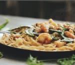 海鮮粗炒麵 Seafood Shanghai Style Udon Image