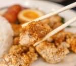 鹽酥雞飯 Crispy Salted Chicken Over Rice