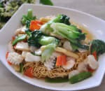 海鮮兩面黃 Seafood Pan Fried Noodle Image