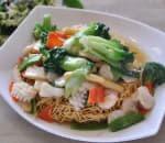 海鮮兩面黃 Seafood Pan Fried Noodle Image