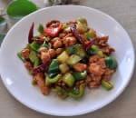宮保雞丁 Kung Po Chicken w. Peanuts Image