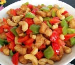 腰果雞丁 Diced Chicken w. Cashew Nut