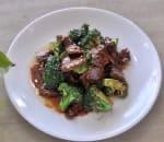 芥蘭雞牛 Beef w. Broccoli