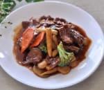 什菜牛 Beef w. Mixed Veg. Image